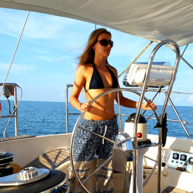 Impressions of Independence Yacht, Koh Samui, Thailand